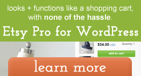 Etsy Pro for WordPress